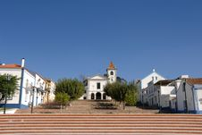 Free Typical Village In Southern Portugal Royalty Free Stock Photography - 5614687