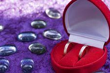 Free Wedding Rings Stock Photo - 5614950