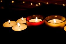 Free Candles Royalty Free Stock Images - 5615019