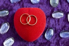 Free Wedding Rings Stock Photo - 5615190
