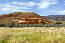 Free Painted Hills Stock Photo - 5615330