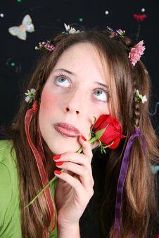 Free Girl Stock Image - 5615631