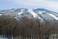 Free Snowy Mountain Stock Photography - 5615642