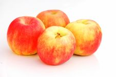 Free Organic Apples Stock Photo - 5615780
