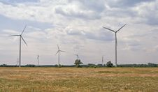 Free Alternative Energy Sources Stock Image - 5615971