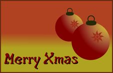 Free Merry Xmas Stock Images - 5615994