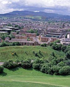 Free Edinburgh,Scotland. Stock Images - 5616704