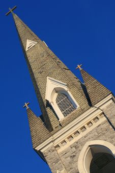 Free Church Tower Stock Photo - 5617150