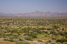 Free Desert Valley Royalty Free Stock Photo - 5617635