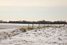 Free Fence Line Stock Images - 5617734