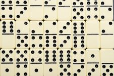 Free Close Up Of Dominoes. Stock Images - 5618104