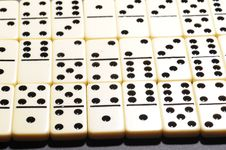 Free Close Up Of Dominoes. Stock Photos - 5618143