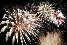 Free Fireworks Montage Royalty Free Stock Image - 5618676