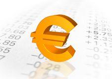 Free Euro Symbol Stock Image - 5618861
