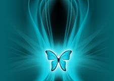 Free Abstract Butterfly Royalty Free Stock Images - 5619099