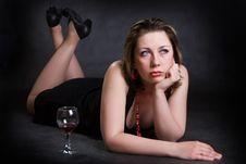 Free Languid Beauty Stock Photos - 5619423