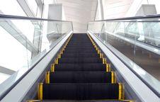 Free Escalator Stock Image - 5619821