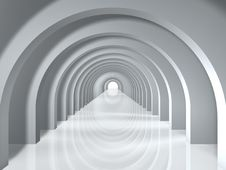 Free Arc Tunnel Stock Photo - 5619890