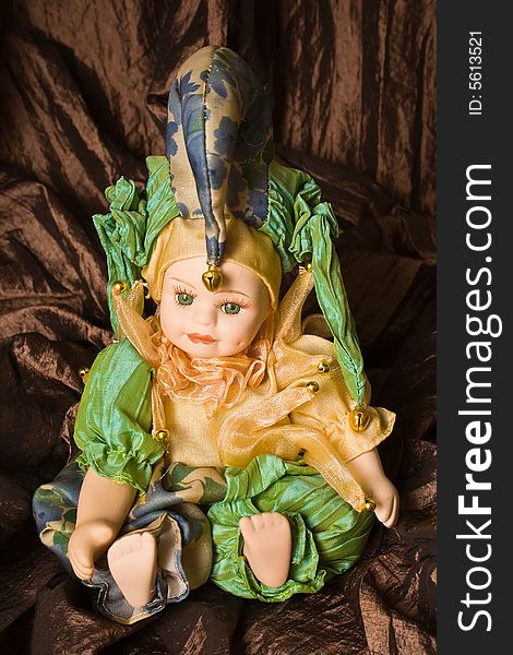 Venetian doll
