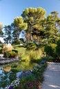 Free Villa Ephrussi De Rotschild Garden Stock Photos - 5620233