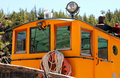 Free Tugboat Wheel House Stock Photo - 5627920