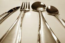 Free Set Of Kitchen Object Stock Photos - 5621023