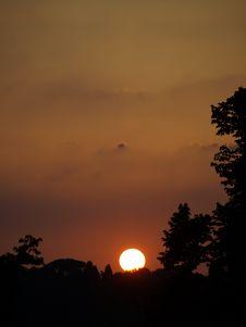 Free Sunset Stock Photography - 5621212