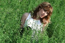 Free Girl Royalty Free Stock Photos - 5621698