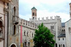 Free Trento, Central Square, Italy Stock Image - 5622621