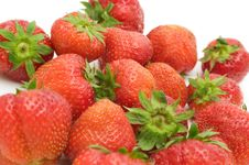 Free Fresh Strawberry Stock Image - 5622981
