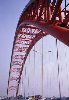 Free Red Bridge Stock Photos - 5623503