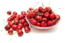 Free Fresh Cherry Royalty Free Stock Photography - 5623857