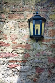 Free Old Streetlamp Stock Image - 5624041