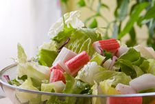 Free Crabstick Stock Image - 5624071