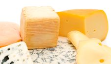 Free Cheese Assortment Stock Photography - 5624092