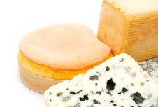 Free Cheese Assortment Royalty Free Stock Photo - 5624135