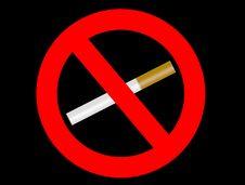 Free No Smoking Royalty Free Stock Image - 5624646