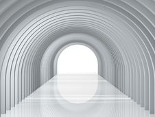 Free Arc Tunnel Royalty Free Stock Photo - 5624815
