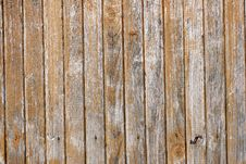 Texture Of Old Door Royalty Free Stock Image