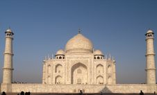 Free Taj Mahal Stock Photo - 5626210