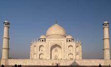 Free Taj Mahal Stock Photo - 5626210