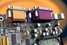 Free Computer Motherboard Stock Photos - 5627453