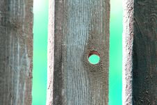 Free Wood Fence Royalty Free Stock Photography - 5627597