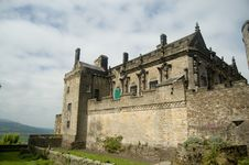 Free Stirling Castle In The Sunlight Royalty Free Stock Image - 5627606