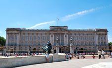 Free Buckingham Palace Stock Photography - 5627862