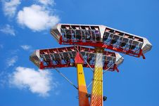Free Ranger And Luna Park Royalty Free Stock Photo - 5627985