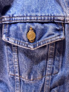 Free Pocket Of Jeans Royalty Free Stock Photo - 5627995