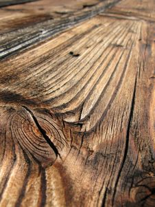 Free Tarred Wood Royalty Free Stock Photos - 5628128