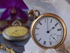 Free Pocket Watch Stock Photo - 5628610