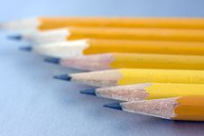 Free Sharpened Pencils Stock Photos - 5629043